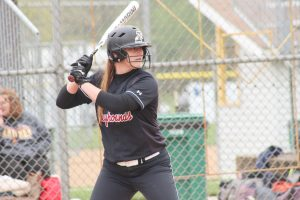 Senior utility Natalie Lalich was chosen for the NFCA/Schutt Sports Division II Player of the Year watchlist. Photo contributed by Ryan Thorpe