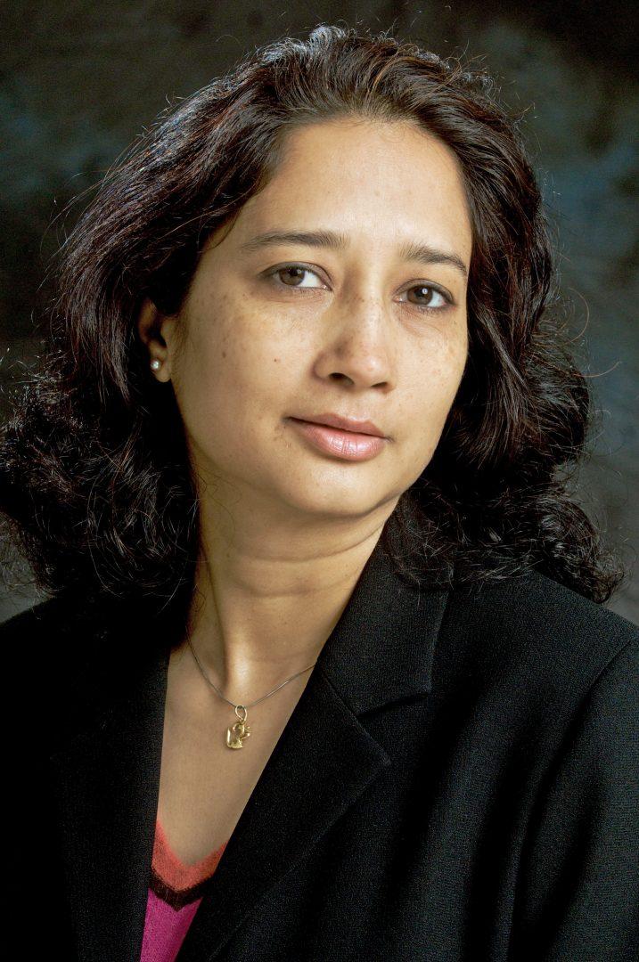 Associate Professor and Graduate Director of the International Relations Program Jyotika Saksena