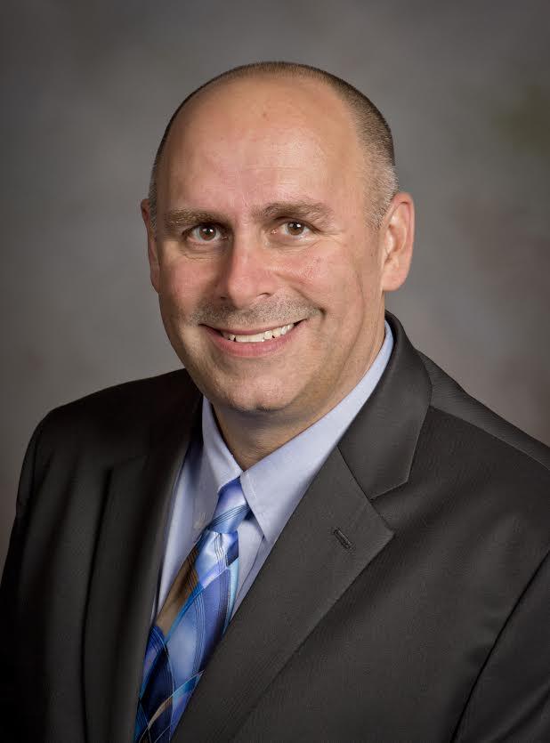 Associate Dean and Director of the R.B. Annis School of Engineering Ken Reid